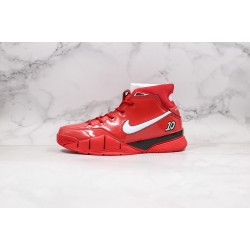 Nike Zoom Kobe 1 Protro Red White 40-46