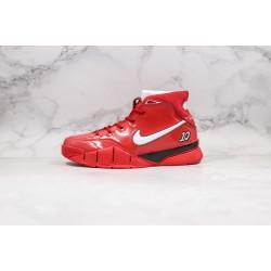 Nike Zoom Kobe 1 Protro Red White 40-46