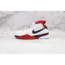 Nike Zoom Kobe 1 Protro White Red Black 40-46