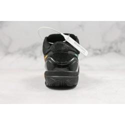 Nike Zoom Kobe 4 Black Yellow AV6339-002 40-46