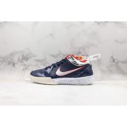 Nike Zoom Kobe 4 Blue Red Silver 40-46