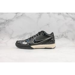 Nike Zoom Kobe 4 Protro Black White 40-46