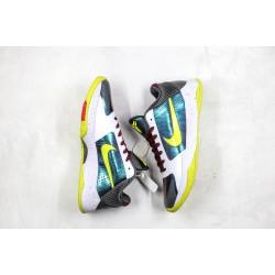 Nike Zoom Kobe 5 Protro White Yellow Purple CD4991-100 40-46