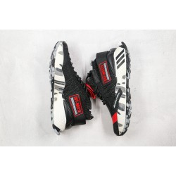 Men Off-Vhito x Adidas Black Red EF6602 39-45